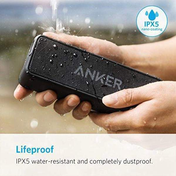 Speaker bluetooth Anker Soundcore 2 resistente all'acqua