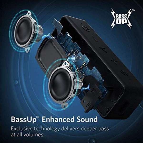 Cassa bluetooth Anker soundcore 2 super bassi