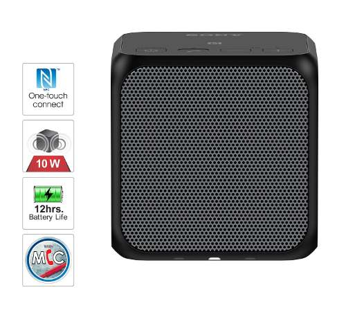 Sony X11 speaker bluetooth specifiche tecniche