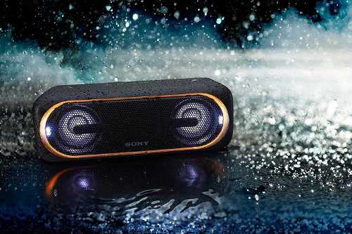 Speaker bluetooth Sony XB40 impermeabile