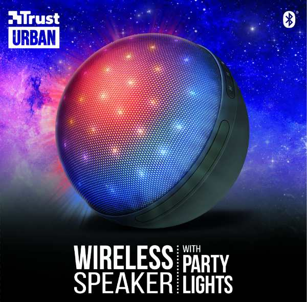 Trust Urban Dixxo Orb wireless