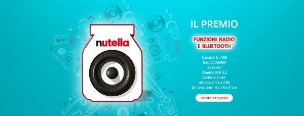 cassa-bluetooth-nutella-premio